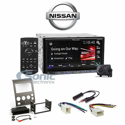 Android Auto Bluetooth DVD HD Radio Stereo Upgrade for 2004-05 Nissan Titan