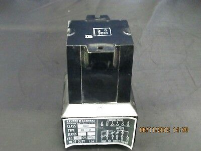 Square D Relay 8501 T0-21 A