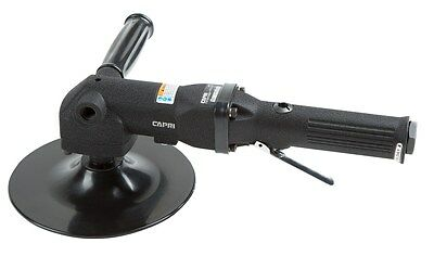 "Capri Tools 7"" Air Angle Sander Grinder Buffer 4,500 RPM"