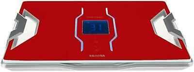 Tanita Red Connected Body Composition Monitor - Integrated Bluetooth (RD953RD)