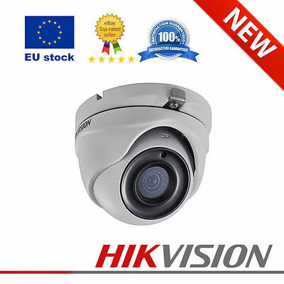 Hikvision DS-2CE56F1T-ITM 3MP 2.8 mm Turbo Exir HD SMART IR Dome Security Camera
