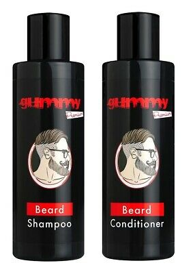 Fonex Gummy Bartshampoo & Bartconditioner Bartpflegeset je 150 ml