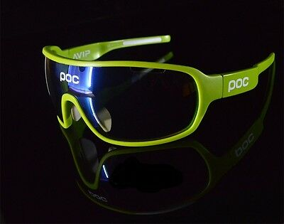 New Fashion Authentic POC DO Polarized Men's Cycling Sunglasses # 3