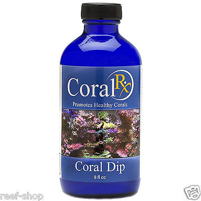 Coral RX Regular Coral Dip 8 oz Coral Pest Eradication & Cleaning FREE USA SHIP!
