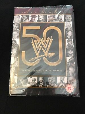 This History Of WWE - 50 Years Of Sports Entertainment
