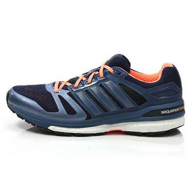 e73201724 adidas Supernova Sequence Boost 7 Womens Running Training Trainers Shoes  Navy