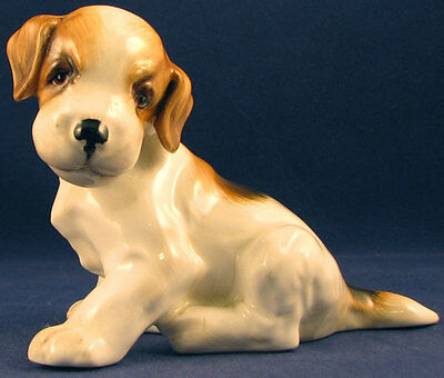 PARAGON Terrier puppy VINTAGE England FREE SHIPPING Jack Russell fox terrier