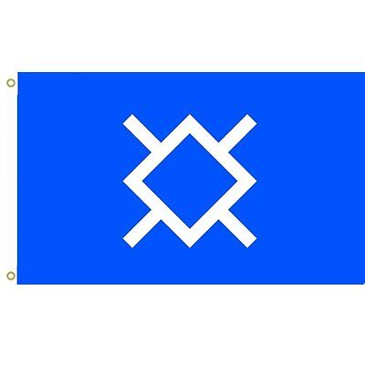 HOT Northern Cheyenne Tribe Flag 3x5ft banner blue free shipping