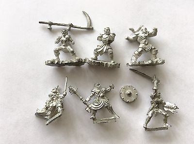 Wizards Of The Coast  Ad&d  Figures Heroes  Rare  Metal