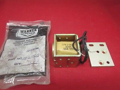 Warner Electric 101-6-0041 275-1-0041 Coil