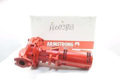 New Armstrong H-65-3Bf 1-1/2 In 1Hp 575V-Ac Circulator Pump D563900