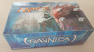 Return to Ravnica Booster box MTG Magic brand new factory sealed 36 boosters lot
