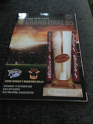 Super League Grand Final 2005