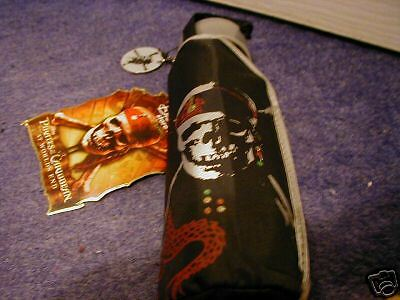 Disney Store Exclusive Pirates Of The Caribbean Skull Umbrella New Very Rare