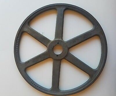 """Browning AK144H single groove pulley 14 1/4"""" diam."""