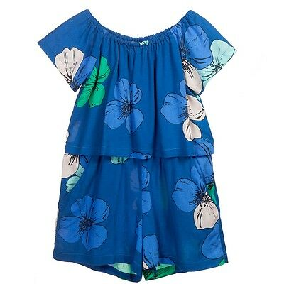 Chloe Baby Floral Playsuit 3 Years