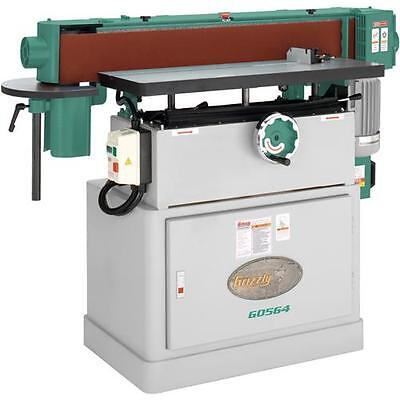 G0564 Grizzly Oscillating Edge Sander 3 HP