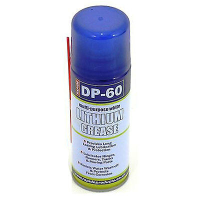1 x DP-60 Lithium Grease Maintenance Spray DP60 Synthetic Lubricant 200ml New