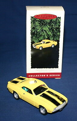 Hallmark Ornament 1995**1969 Chevrolet Camaro #5/series