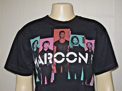 Maroon 5 North American 2013 Tour Adult L T-Shirt - New!