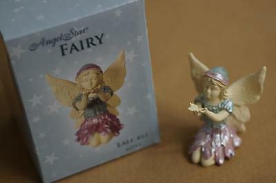 Angel Star Fairy Figurine LALI - New Boxed and Quality Checked beautiful item