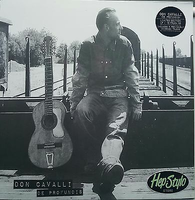 Don Cavalli Lp - De Profundis - Raw Primitive Rockabilly Incl. 6 Unreleased Song