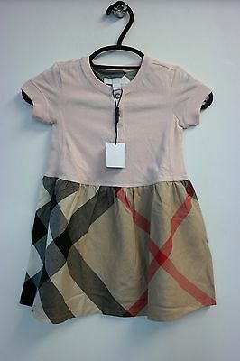 100% Genuine Authentic Burberry Children's / Kid 2 Year Old Dress, BNWT