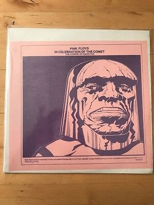 Lp Pink Floyd In Celebration Of The Comet Takrl 1903 Nm/m Us Sigillato Raro Live