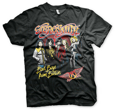 Aerosmith T-Shirt Band