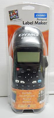 Dymo Personal Label Maker Lt-100H Paper Included - New