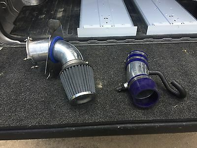 USED BBK Performance Cold Air Induction System 1994 1995 Mustang Intake Kit Ford