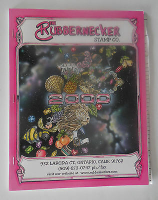 The Rubbernecker Stamp Co. Catalog 2000