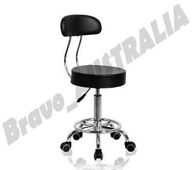 Salon Stool Hydraulic Chair Swivel Barber Massage Hairdressing Equipment Beauty