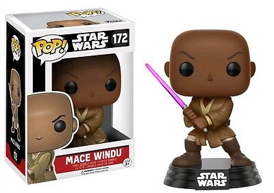 Star Wars - Mace Windu Pop! Vinyl Figure