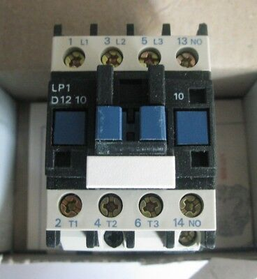 Telemecanique Contactor LP1 D1210FW 018756 new