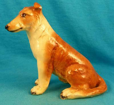 old collie puppy Mortens Studio FREE SHIPPING vintage male dog 1931-1953