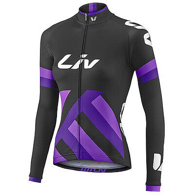 For Spring&autumn New Women's team Long sleeve cycling jersey cycling top