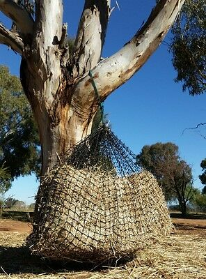 GutzBusta Slow Feed Hay Net Large 3cm 48ply - Full Small Bale