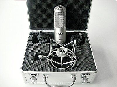MODE MACHINES ROBIN Vintage Ribbon Microphone Bändchen Mikrofon NEW NEU Limited