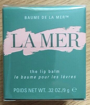 Creme De La Mer The Lip Balm 9g 100% New Sealed