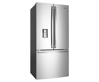 Westinghouse WHE5260SA 524L Stainless Steel French Door refrigerator