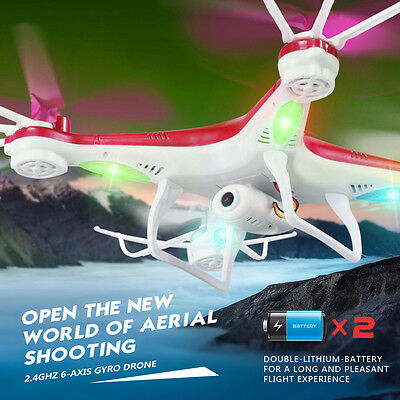 JJRC H97 RC Quadcopter Drone 2.4Ghz 6Axis Helicopter Camera Radio Control Toys