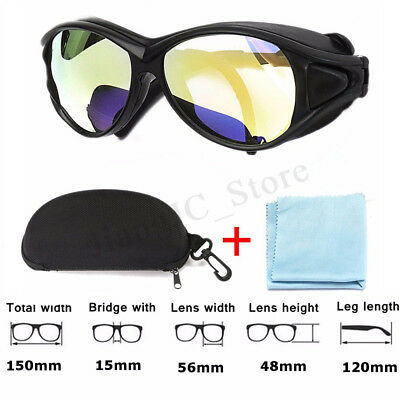 CO2 Laser Protective Goggles Safety Glasses Double-Layer Professional 10.6um AU