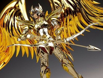 Great Toys GT Saint Seiya Sagittarius Aiolos SOG Soul of Gold EX Myth Cloth Toy
