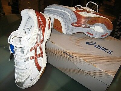 "Scarpe Volley ""ASICS"" Gel Tactic n. 44.5"