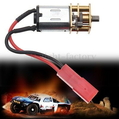 Brushed Motor 500rpm 1:35 Reduction Gear For Orlandoo OH35P01 OH35A01 EP RC Car