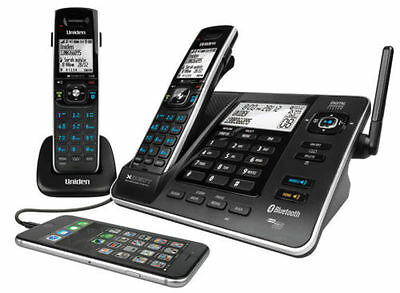 Uniden XDECT Cordless Phone System - XDECT8355+1 FOR HOME OR OFFICE.