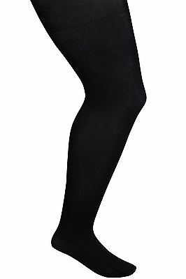 Yoursclothing Plus Size Womens 120 Denier Tights