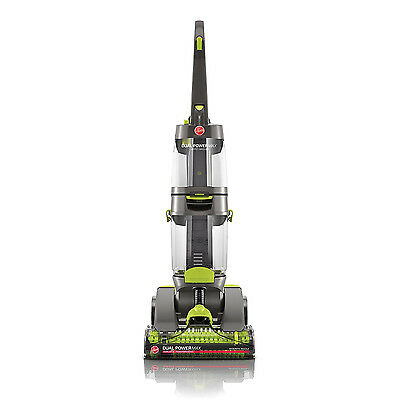 Hoover Dual Power Max Heat Dry Lightweight Carpet Washer (Certified Refurbished)