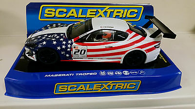 Scalextric Maserati Trofeo C3603 New in Box